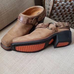 Harley Davidson Clog Shoes